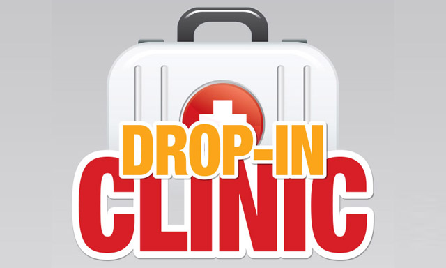 Free Drop-in Clinic