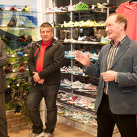 Run and Become opens in St Mary Street