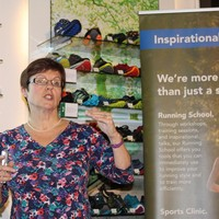 Running Away from Pain: Georgie Oldfield