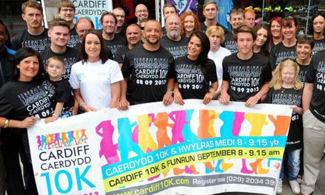 Cardiff Running News