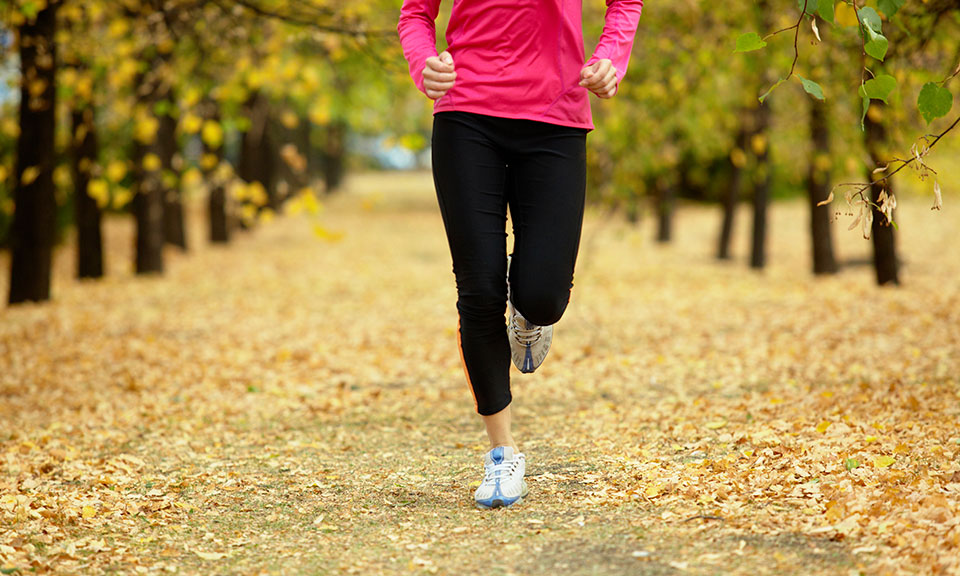 6 Autumn Running Tips