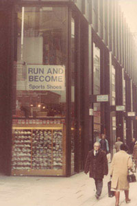Run and Become in the early days