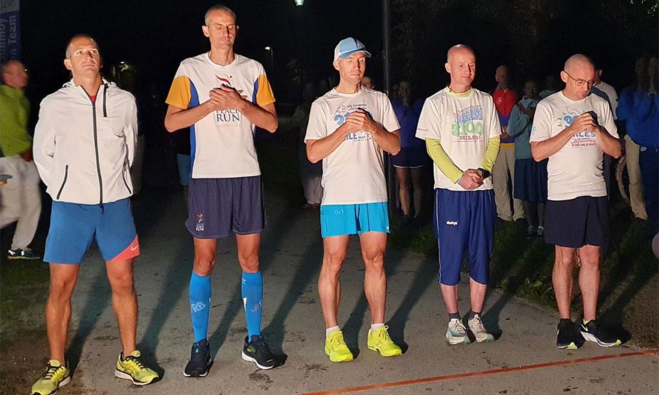 The Self-Transcendence 3100 Mile Race 2020