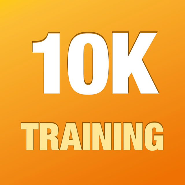 10k Training Schedule for Beginners & Improvers