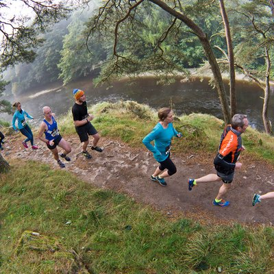 Tweed Valley Trail Run