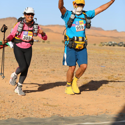 Marathon des Sables: Toughest Foot Race on Earth