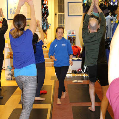Yoga for Sport, Edinburgh 10th February