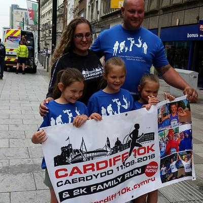 Cardiff Kidney Wales 10K 2016