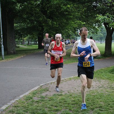 Sri Chinmoy 1 Mile Race: 30th May