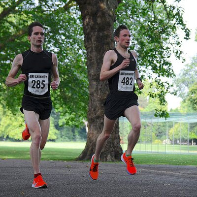 Green Space 10K, Battersea Park, 2019