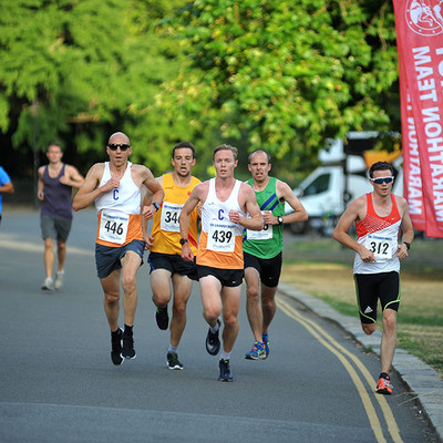 Flying Falcon 5K, 6th August 2018