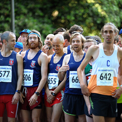 Silver Starling 5K Race, Battersea Park, 2019