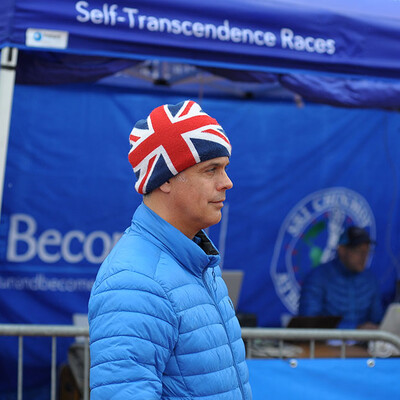 Self-Transcendence 24-Hour Race, London, 2018
