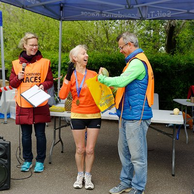 Fool's Paradise 10K, Battersea Park, April 2019