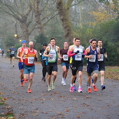 Grizzly Bear 10K, Battersea Park, 2019