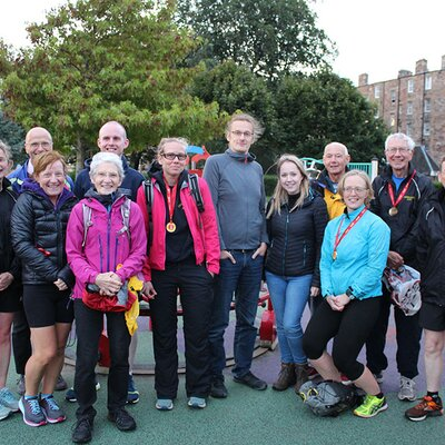 Ferranti AAC, Sri Chinmoy 5K Race, Edinburgh, 4th September 2019