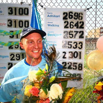 Grahak Cunningham: Self-Transcendence 3100-Mile Race