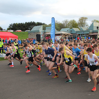 Sri Chinmoy 5K Race at Silverknowes, 2019