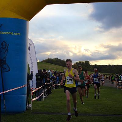 Sri Chinmoy 5K Race at Silverknowes, 2019