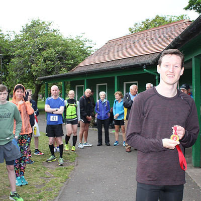 Sri Chinmoy 2 Mile Race: 13th June