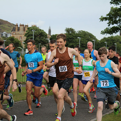 Sri Chinmoy 5K Race: 20th June