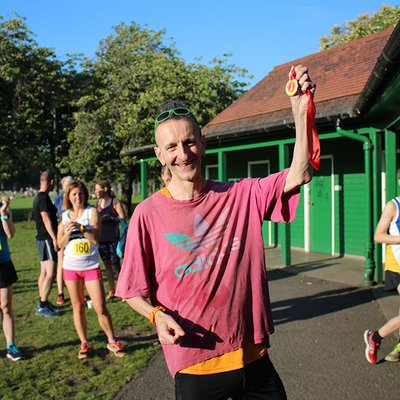 Sri Chinmoy 1 Mile Race: 27th June