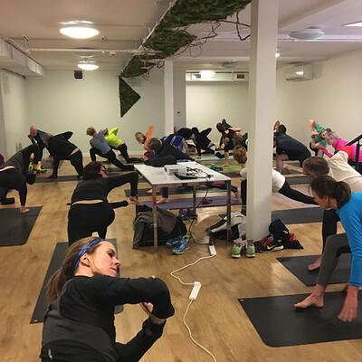 Nick Constantine Yoga