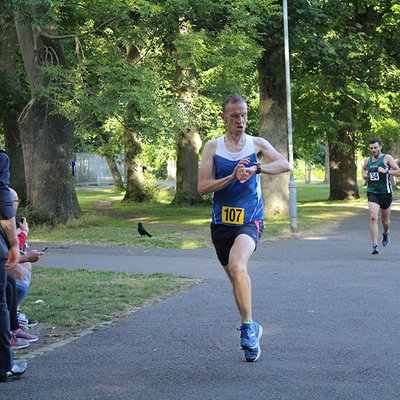 Sri Chinmoy 2 Mile Race