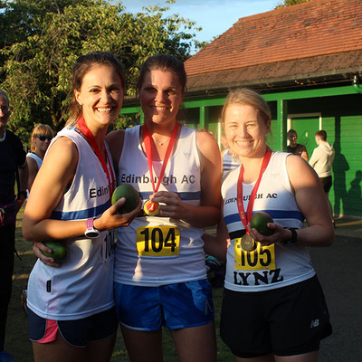 Sri Chinmoy 3x1 Mile Relay: 25th July 2018