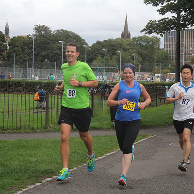 Sri Chinmoy 5K Race, 5th September 2018