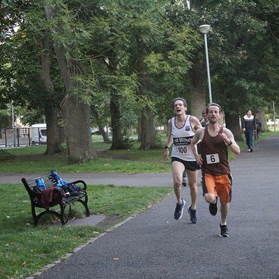 Sri Chinmoy 2 Mile Race: 12th September