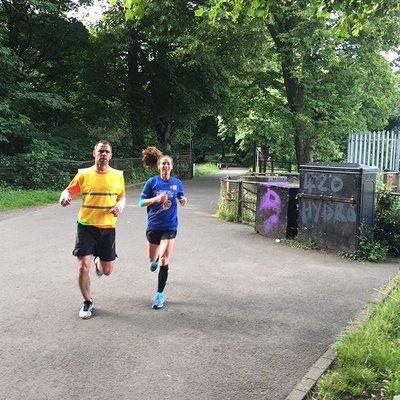 Breakfast Run, 6th July 2016