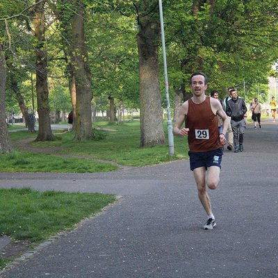 Sri Chinmoy 2 Mile Race, 15th May 2019