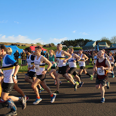 Sri Chinmoy 5K Race at Silverknowes, 2018