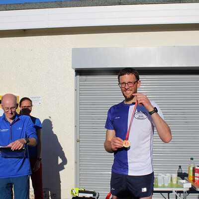 Sri Chinmoy 1 Mile Race, 26th June 2019