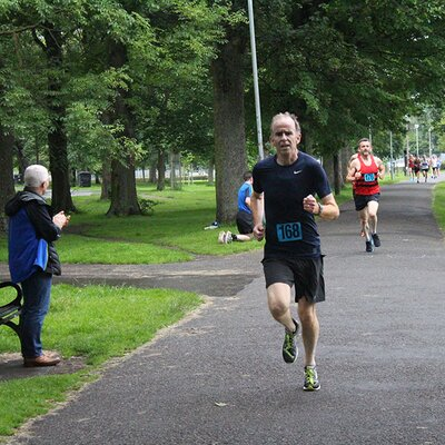 Sri Chinmoy 2 Mile Race, 17th July 2019
