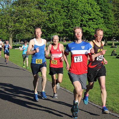 Sri Chinmoy 2 Mile Race: 16th May