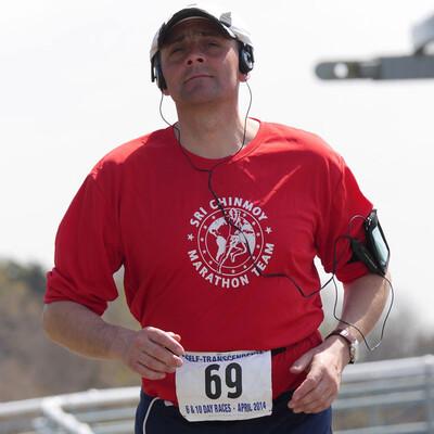Karteek Clarke, Ultra Runner