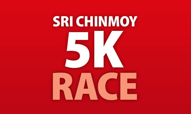 Sri Chinmoy 5K Race