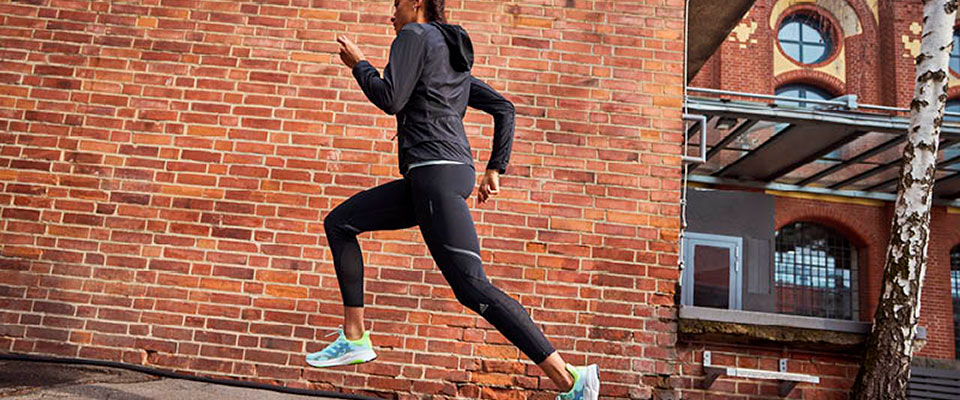 Women's Adidas How We Do Running Tights