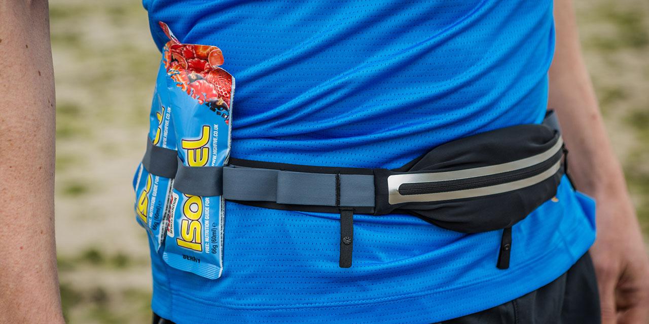 Running waist pack