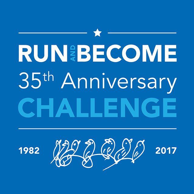 Run and Become Challenge