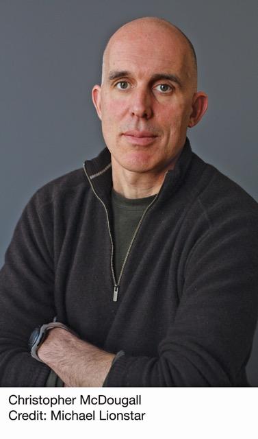 Chris McDougall 2015
