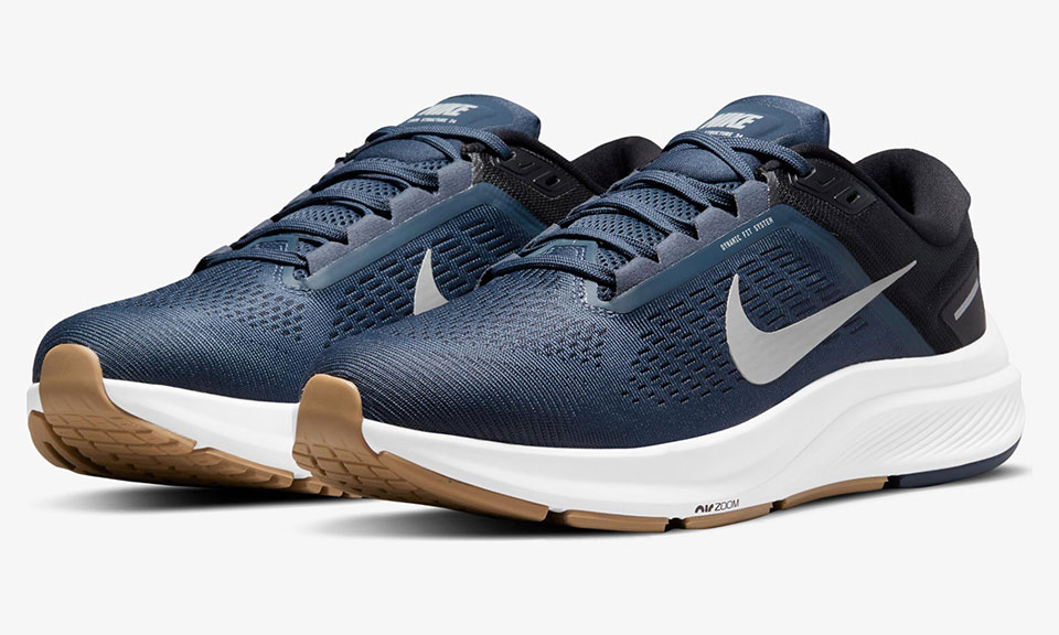 Nike Air Zoom Structure 24, Support Road Running Shoes