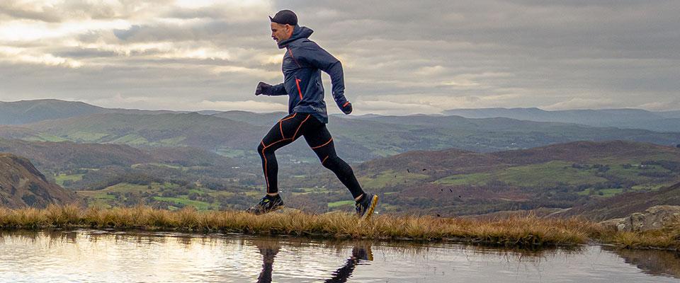 Men's OMM Kamleika Waterproof Running Jacket