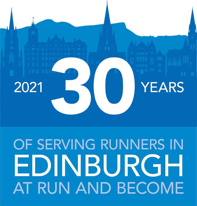 Run and Become Edinburgh, 30th Anniversary