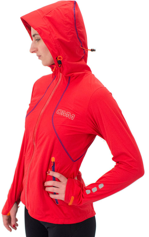 Women's OMM Kamleika Race Jacket