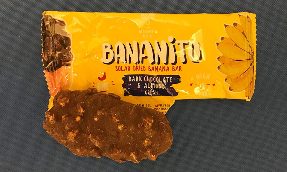 MightyBee Bananito Energy Bars