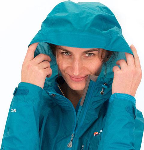 Women's Montane Minimus Waterproof Jacket