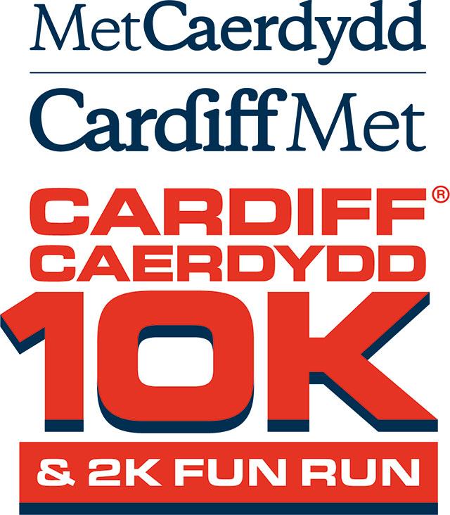 Cardiff 10K Logo